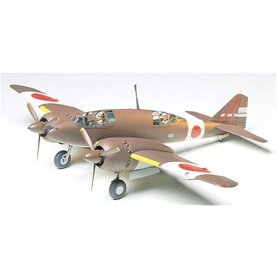 Maquette avion: Hyakushiki Shitei III Kai Air Defense Fighter - Tamiya-61056