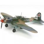 Maquette avion: Ilyushin IL-2 Shturmovik