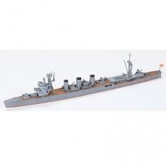 Maquette bateau: Croiseur léger Isuzu