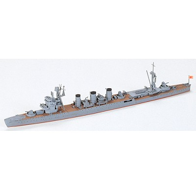 Maquette bateau: Croiseur léger Isuzu  - Tamiya-31323