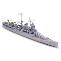 Maquette bateau: Croiseur lourd japonais Mogami
