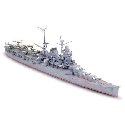 Maquette bateau: Croiseur lourd japonais Mogami  - Tamiya-31341