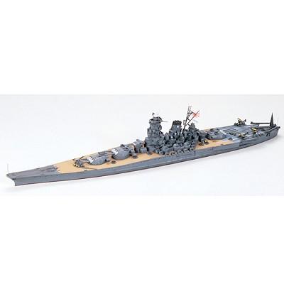 Maquette bateau: Cuirassé japonais Yamato - Tamiya-31113