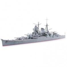 Maquette bateau: Croiseur lourd japonais Mikuma