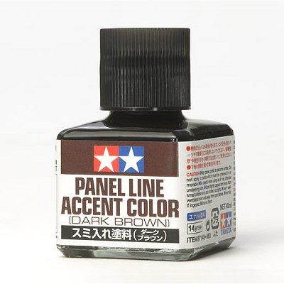 Jus enamel brun foncé - Tamiya-87140