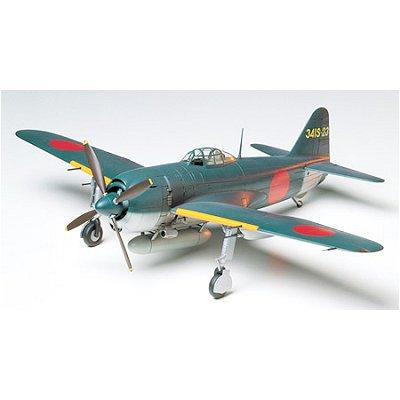 Maquette avion: Kawanishi N1K1 Ja Shiden Type 11 - Tamiya-61038