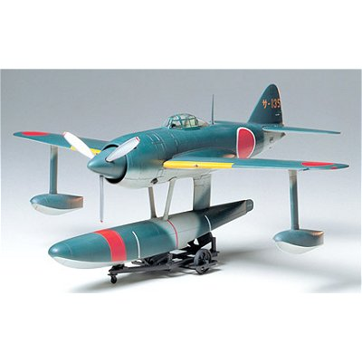 Maquette avion: Kawanishi N1K1 Kyofu Type 11 - Tamiya-61036