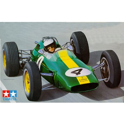 tamiya maquette formule 1 lotus 25 coventry climax rue des maquettes. Black Bedroom Furniture Sets. Home Design Ideas