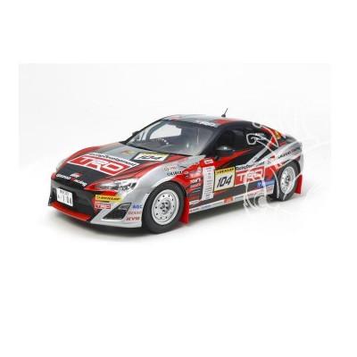 Maquette : Gazoo racing TRD 86 - Tamiya-24337