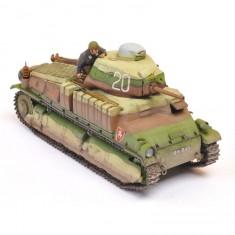 Maquette : Tank Somua S35