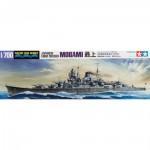 Maquette bateau : Croiseur Léger Mogami