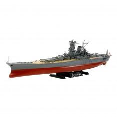 Maquette bateau : Cuirassé japonais Yamato