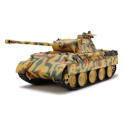 Maquette Char : Panther Ausf.D - Tamiya-35345