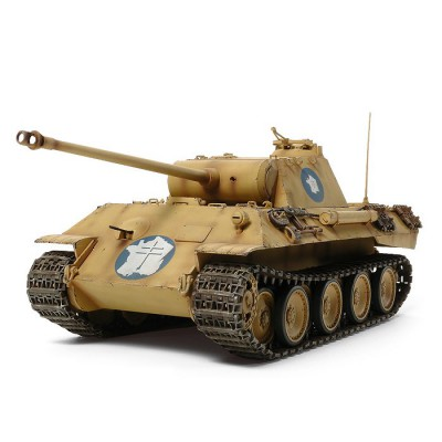 Maquette char allemand Panther A - Tamiya-30612