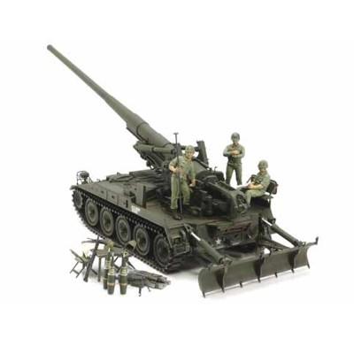 Maquette militaire : Canon Automoteur US M107 - Tamiya-37021