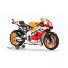 Maquette moto de course : Repsol Honda RC213V 2014