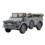 Maquette véhicule militaire : Horch 1A