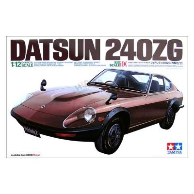 Maquette Voiture : Datsun 240ZG - Tamiya-12010