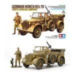 Maquette voiture 1/35 : Horch KFZ.15