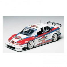 Maquette voiture de course : Alfa Romeo 155 V6 TI Sponsor Martini