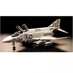 Maquette avion: McDonnell Douglas F-4J Phantom II Marines