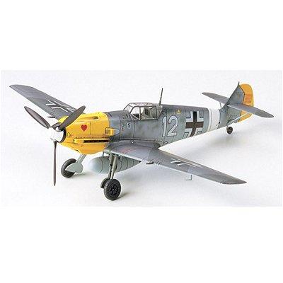 Maquette avion: Messerschmitt Bf109 E-4/7 TROP - Tamiya-60755