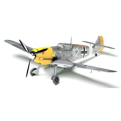 Maquette avion: Messerschmitt BF109E - Tamiya-61063