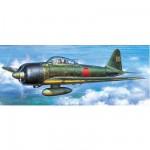 Maquette avion: Mitsubishi A6M3/3a Zero Fighter (Zeke)