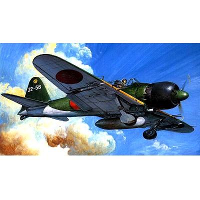 Maquette avion: Mitsubishi A6M5C Zéro Type 52 - Tamiya-61027