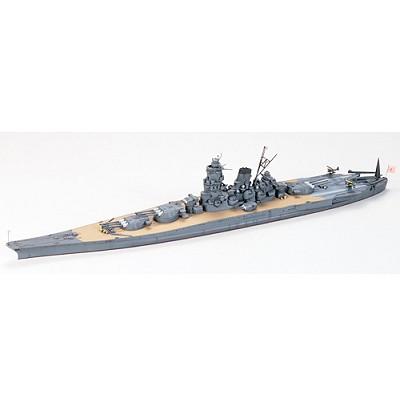 Maquette bateau: Musashi - Tamiya-31114