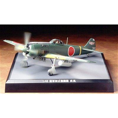 Maquette avion: Nakajima KI-84 Hayate (FRANCK) - Tamiya-61501