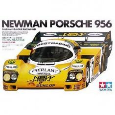 Maquette voiture : Newman Porsche 956 Le Mans 1984