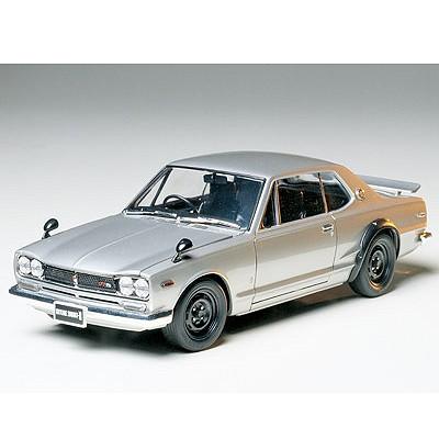 Maquette voiture: Nissan Skyline 2000GT-R Hard Top - Tamiya-24194