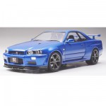 Maquette voiture: Nissan Skyline GT-R V.spec II