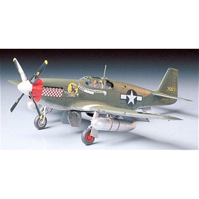 Maquette avion: North American P 51B Mustang - Tamiya-61042