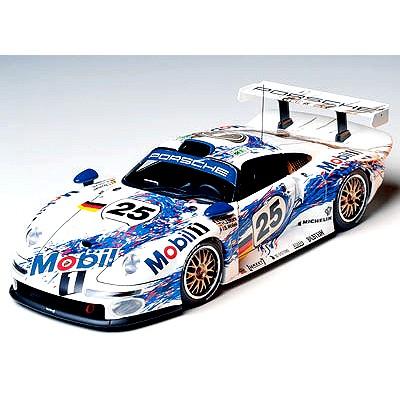 Maquette voiture : Porsche 911 GT1 - Tamiya-24186