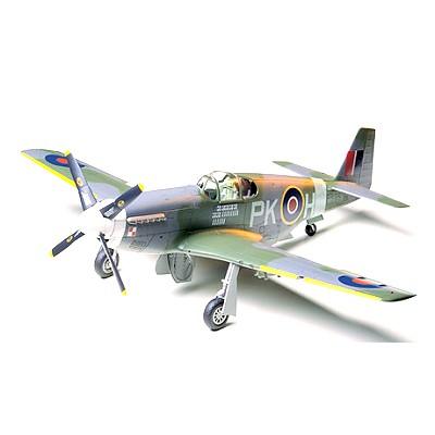 Maquette avion: RAF Mustang III - Tamiya-61047