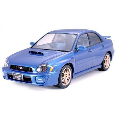 Maquette voiture: Subaru Impreza WRX  STi - Tamiya-24231