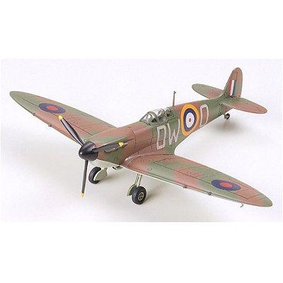 Maquette avion: Supermarine Spitfire Mk.I - Tamiya-60748