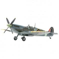 Maquette avion: Supermarine Spitfire Mk.IXc - Forces Françaises Libres