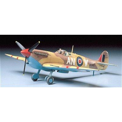 Maquette avion: Supermarine Spitfire Mk.Vb TROP - Tamiya-61035