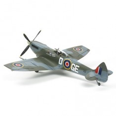 Maquette avion: Supermarine Spitfire Mk.XVIe
