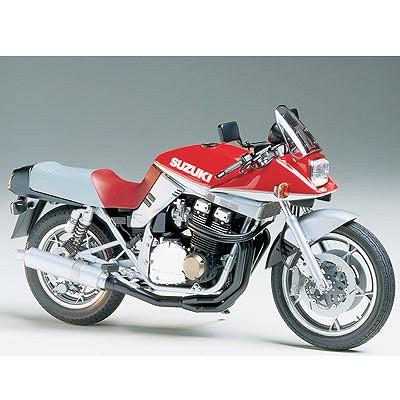 Maquette Moto: Suzuki GSX1100S Katana  - Tamiya-14065