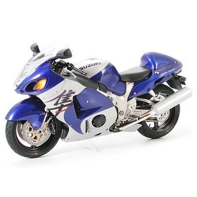 Maquette Moto: Suzuki Hayabusa 1300 GSX1300R - Tamiya-14090