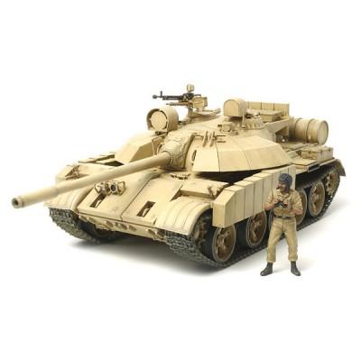 Maquette Char: T-55 Enigma Irakien - Tamiya-35324