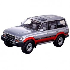 Maquette voiture: Toyota Land Cruiser 80 VX