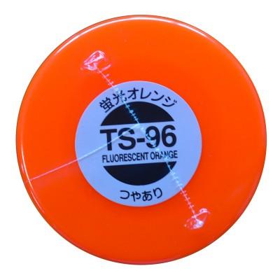 TS-96 - Bombe de peinture aérosol - 90 ml : Orange Fluo - Tamiya-85096