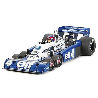 Maquette Formule 1: Tyrell P34 1977 Monaco GP - Tamiya-20053