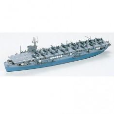 Maquette bateau: Porte-avions USS Bogue CVE-9