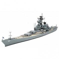Maquette bateau: Cuirassé BB62 USS New Jersey